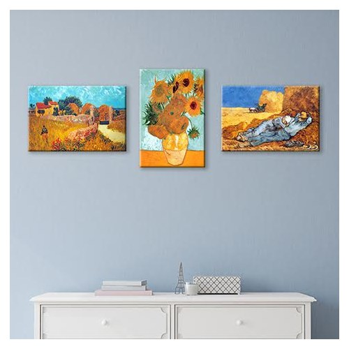 Tablo 360 Vincent Van Gogh Set Tablo