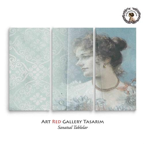 Artred Gallery Valentina Serisi Kanvas 115X75 Tablo-21