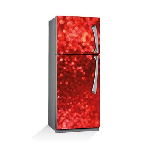 Artikel Sparky Red Buzdolabı Stickerı Bs-098