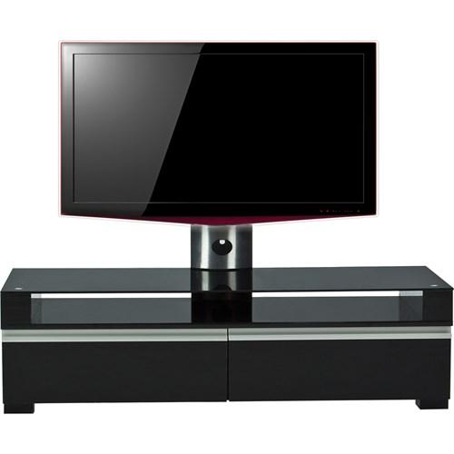 Achill Hg 1500A Metalik Siyah Tv Sehpası