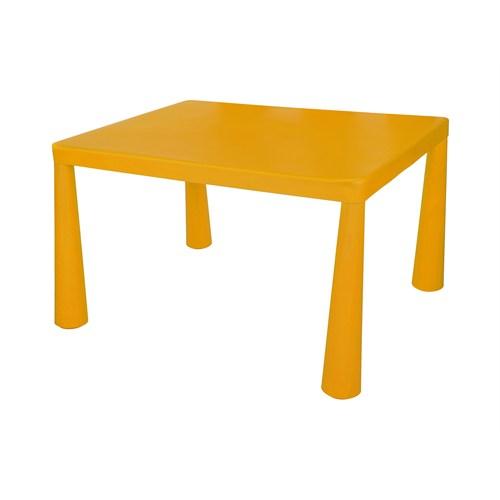 Mini Çocuk Masası Turuncu