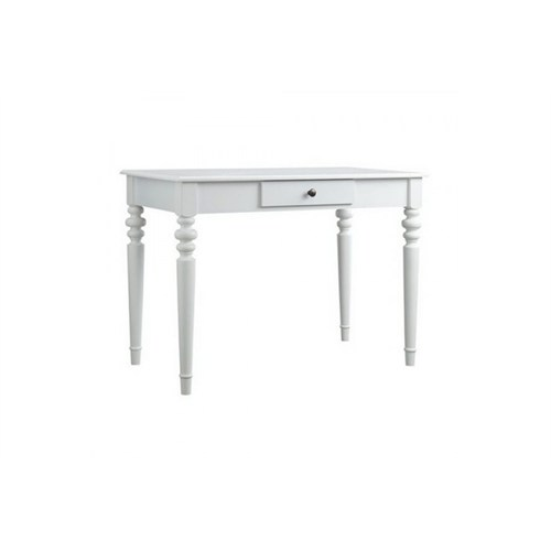 Woodenbend Anatole Çalışma Masası Beyaz (70X110)