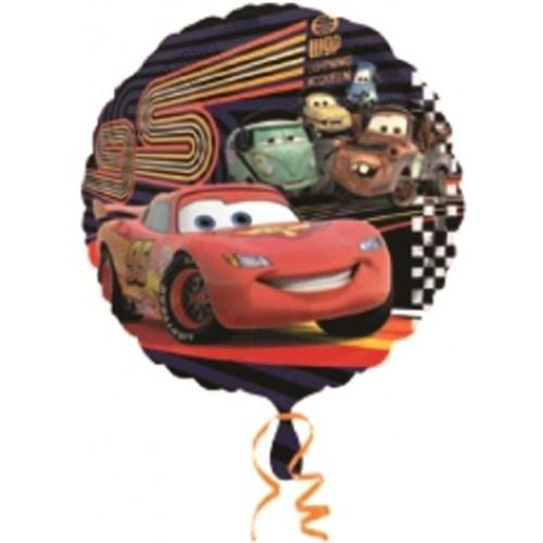 Pandoli 45 Cm Folyo Balon Cars Mcqueen Group