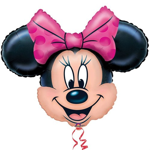 Pandoli Supershape Folyo Minnie Mouse Balon