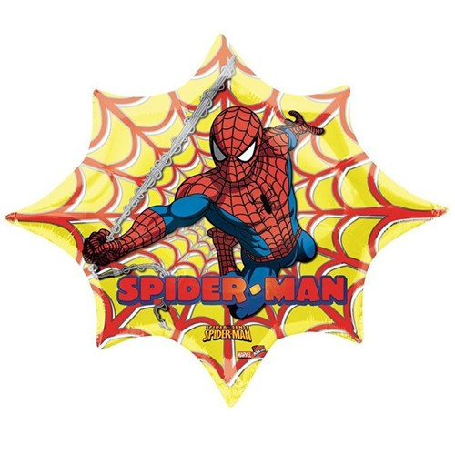Pandoli Supershape Folyo Spiderman Web Balon