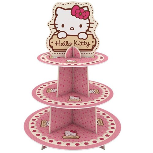 Pandoli Hello Kitty Cupcake Standı