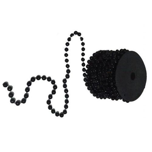 Pandoli Siyah Renk Makara Zincir Süs