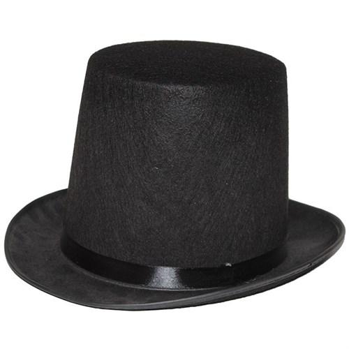Pandoli Uzun Siyah Sihirbaz Şapkası