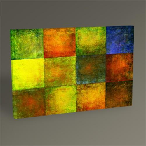 Tablo 360 Soyut Yağlı Boya Tablo 45X30