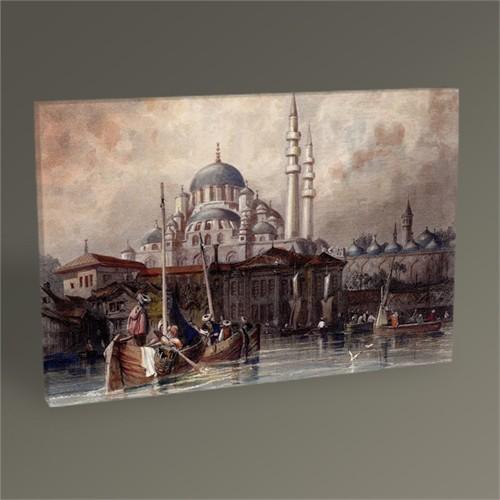 Tablo 360 İstanbul Gravür Tablo 45X30