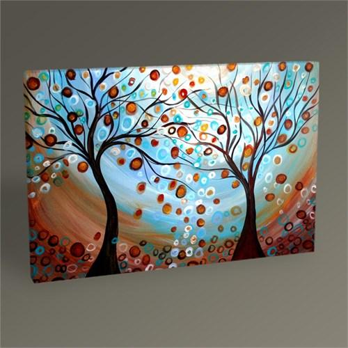 Tablo 360 Abstract Tree Iı Tablo 45X30