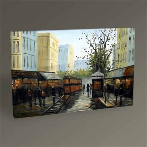 Tablo 360 Tramvay Yolu Tablo 45X30