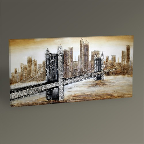 Tablo 360 New York Bridge Tablo 60X30