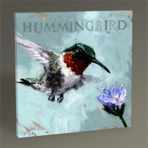 Tablo 360 Hummingbird Tablo 30X30