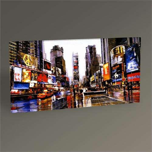 Tablo 360 Times Square Iıı Tablo 60X30