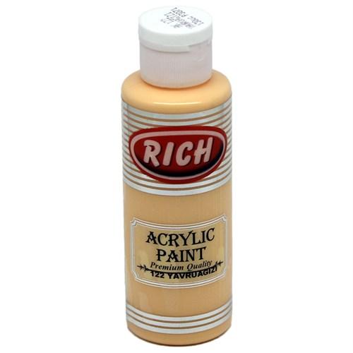 Rich Akrilik Boya 130 Cc Yavruağzı