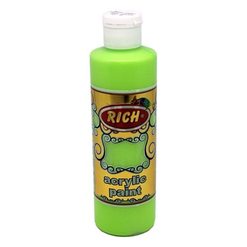 Rich Akrilik Boya 260 Cc Fıstık Yeşili