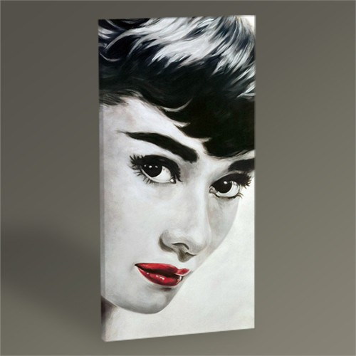 Tablo 360 Audrey Hepburn Tablo 60X30