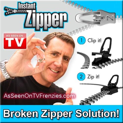 Instant Zipper Anında Fermuar Tamiri