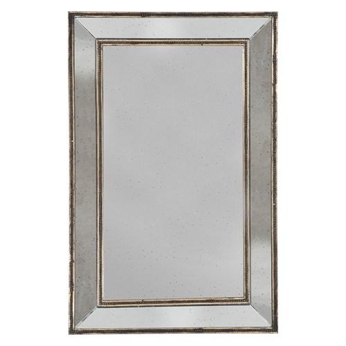 Altıncı Cadde Dikdörtgen Eskitme Ayna 70X110 Cm