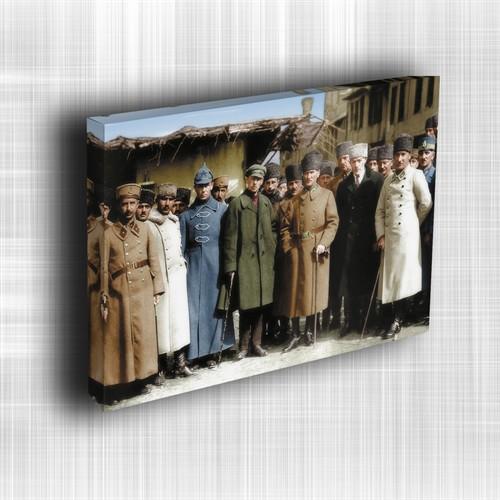 Doku Canvas Baskı Atatürk Atge-018/ 35*50