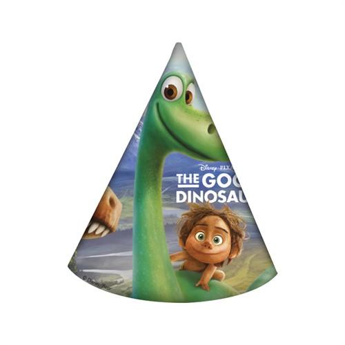 KullanAtMarket The Good Dinosaur Külah Şapka 6 Adet