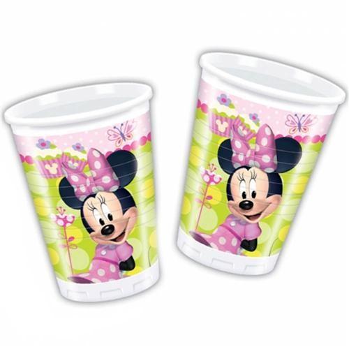 Parti Şöleni Minnie Mouse Bardak