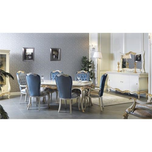 Evgör Miranu Klasik Yemek Odası