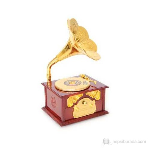 Gramofon Müzik Kutusu