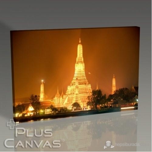 Pluscanvas - Bangkok - Wat Arun Tablo