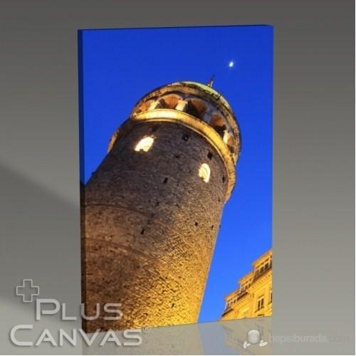 Pluscanvas - İstanbul - Galata Kulesi Tablo