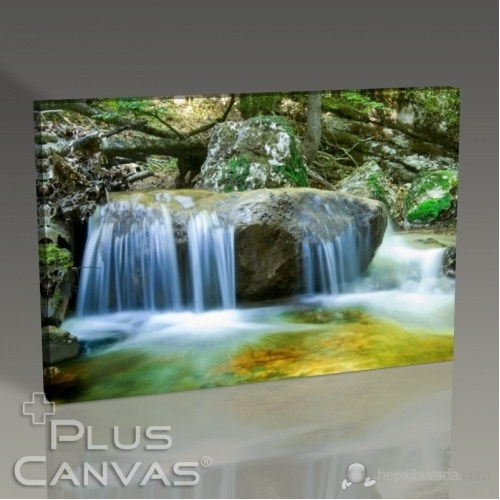 Pluscanvas - Waterfall Tablo