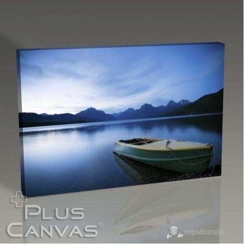 Pluscanvas - Lake At Coast Tablo