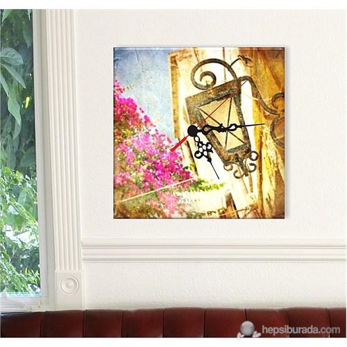 Duvar Lambası Tablo Saat