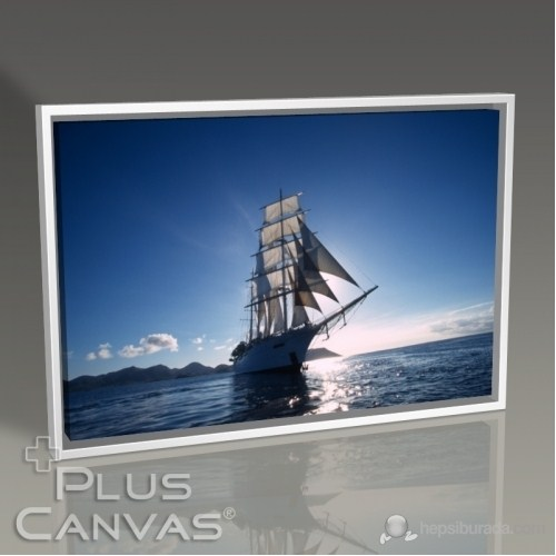 Pluscanvas - Antigua 98 / Star Clipper Yelkenli Tablo