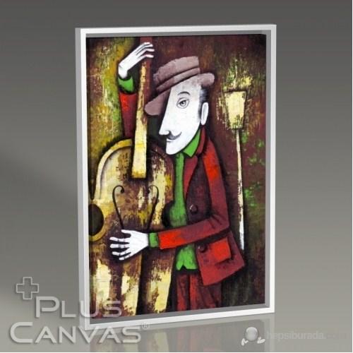 Pluscanvas - Marinne Vias - Instrument Playin Series Tablo