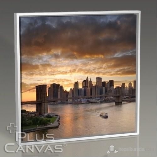 Pluscanvas - New York - Brooklyn Bridge Tablo