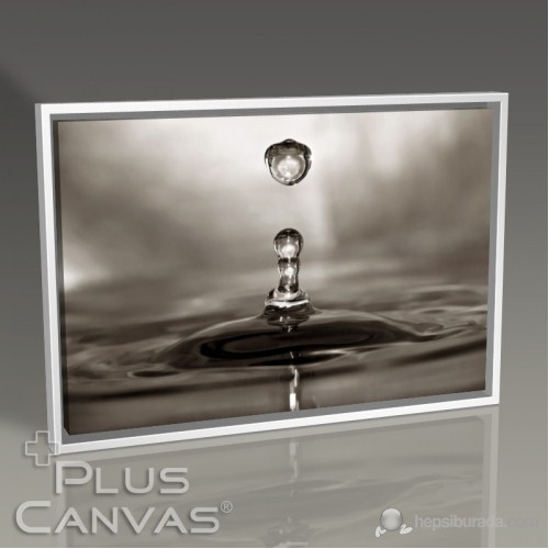 Pluscanvas - Water Drop Tablo