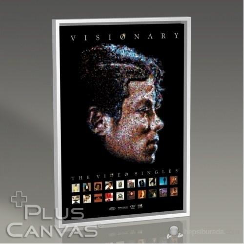 Pluscanvas - Michael Jackson - Video Singles Tablo