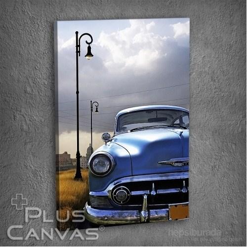 Pluscanvas - Old Car Iıı Tablo