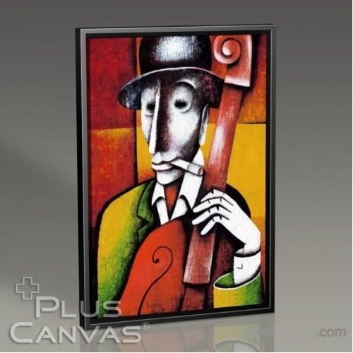 Pluscanvas - Marinne Vias - Instrument Playin Series Iv Tablo