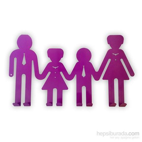 Aile Kapı Askısı 4