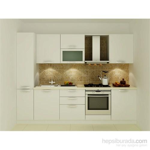 Highgloss PVC Kapaklı Mutfak Montajlı Ürün !!