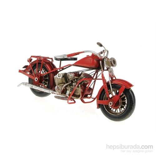 Metal Klasik Motorsiklet