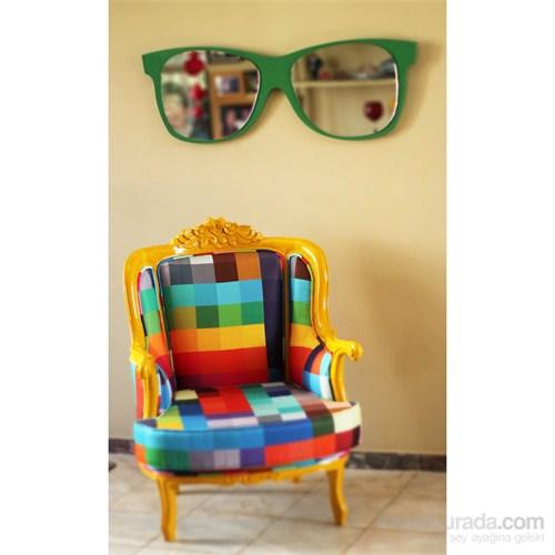 Raymond Yeşil Gözlük Ayna