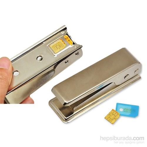 Micro Sim Kart Kesme Aleti Nano Sim (Iphone5)