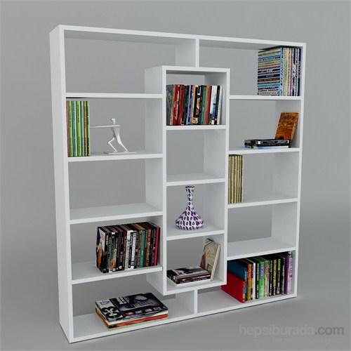 Dekorister Ample Kitaplık