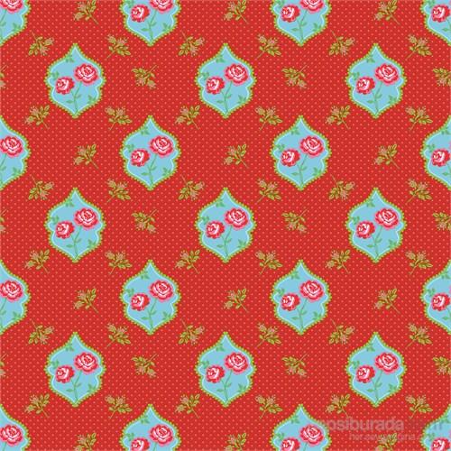 d-c-fix Dekor Kırmızı Güller 45 cm X 2 mt Yapışkanlı Folyo