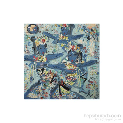 Dekorjinal Dekoratif Mdf Tablo Ymdf176