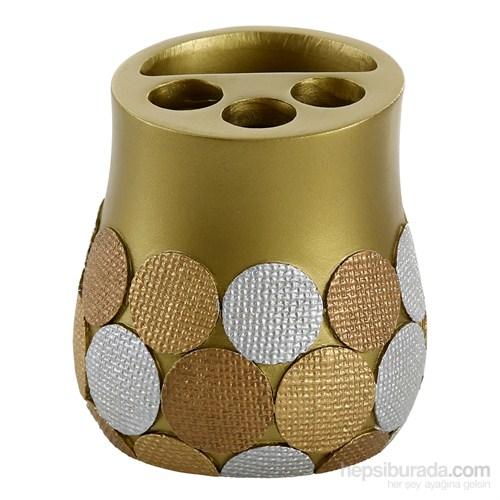 Bosphorus Altın Büyük Puanlı Diş Fırçalık